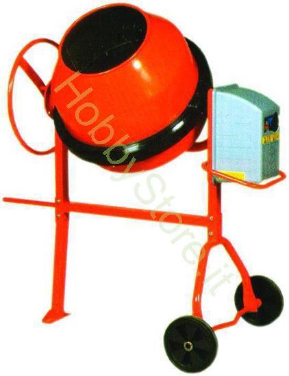 Picture of Betoniere Mod. 165-Ls 700 Watt