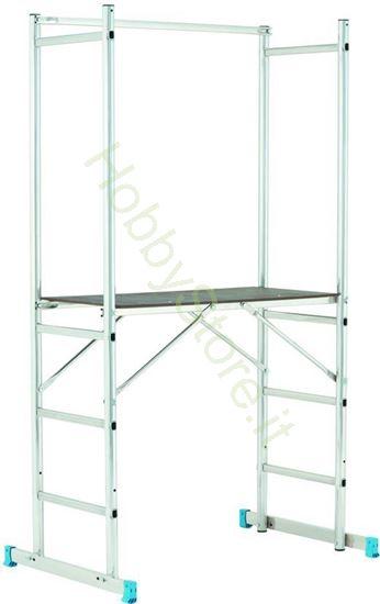 Picture of Trabattelli Alluminio Escanor Graphic