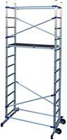 Immagine di Trabattelli Alluminio Facal Pinna-Clic