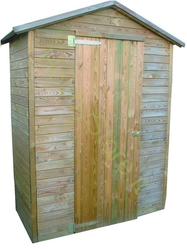 Casetta in legno cabin mt 1 5x0 75x2h a 435 10 iva inc - Cabine in legno ...