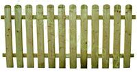 Immagine di Recinzioni Legno Blinky Girasole A Steccato cm.180x80h