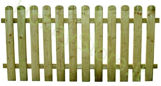 Picture of Recinzioni Legno Blinky Girasole A Steccato cm.180x80h