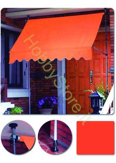 Picture of Tenda Da Sole Blinky Autoportante Arancio mt.2,5x1,5