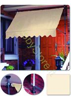 Immagine di Tenda Da Sole Blinky Autoportante Beige mt.2,5x1,5