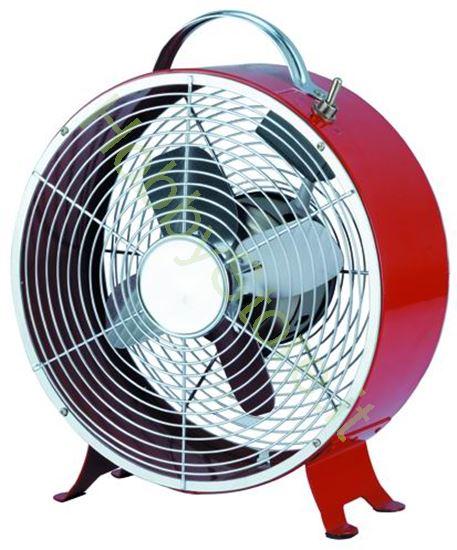 Picture of Ventilatori Da Tavolo  modello Giove Rosso