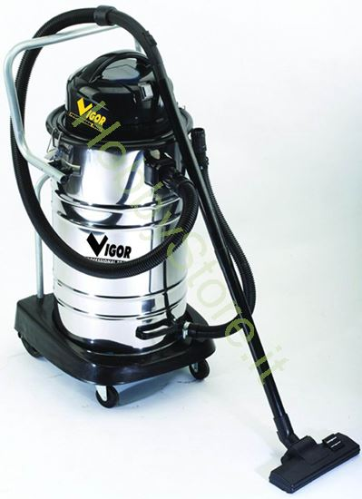Picture of Bidone Vigor Vba-50 litri Inox watt 1200