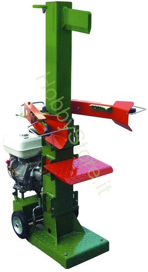 Picture of Spaccalegna Verticale 10 Ton motore a scoppio