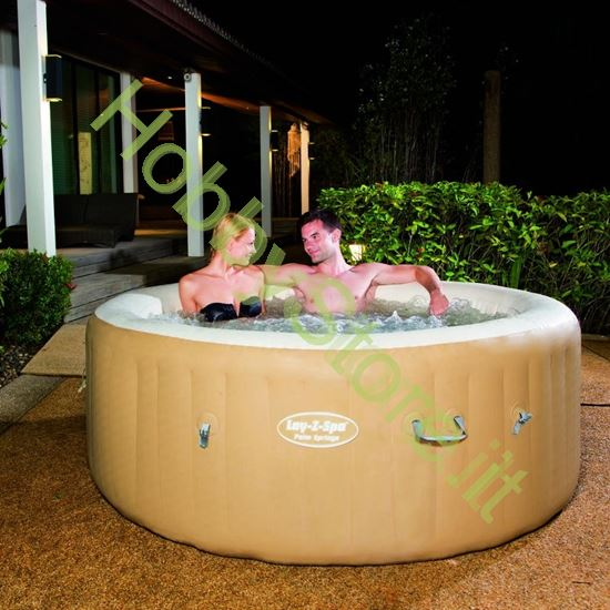 Picture of Piscina Lay-Z-Spa 1.96m x 71 cm Palm Springs Air Jet