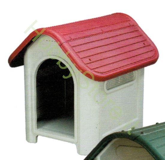 Picture of Cuccia per Cani Rossa
