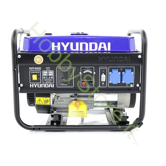 Picture of Generatore Hyundai hy4000 3,5 kW