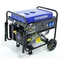 Immagine di Generatore Carrellato Hyundai hy6500W 5,5 kW