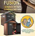 Picture of Casetta da giardino Fusion 7,5x9 Keter