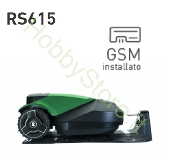 Rasaerba Robomow RS615