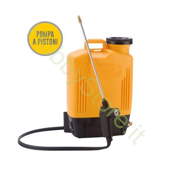 Volpi pompa a zaino a batteria