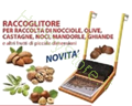 raccoglitore manuale olive