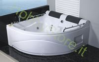 vasca idromassaggio per due persone