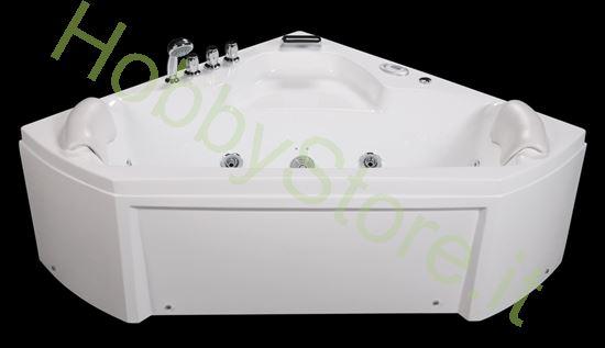 vasca idromassaggio luxury