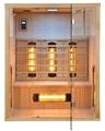 Sauna irradiante PR-C03 per tre persone