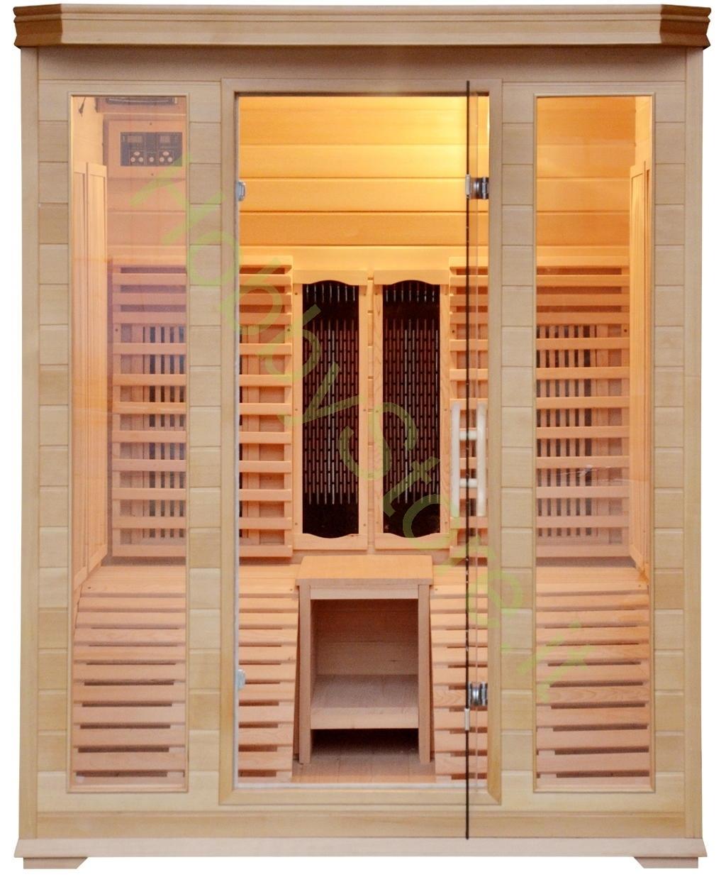 Gallery of la mostra il quadro x sauna irradiante pr cg - Costo sauna in casa ...