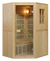 Sauna combinata PR-200SC per due persone