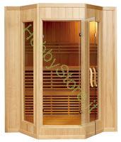 Sauna tradizionale finlandese PR-S04 per 4 persone