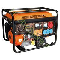 Immagine di Generatore di corrente Vinco 5,5 kW 60127 trifase / monofase