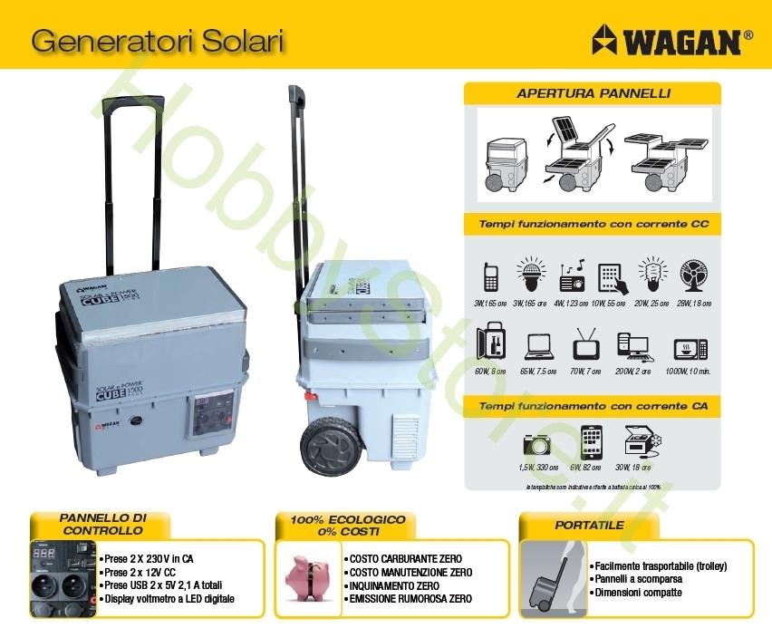 Pannello Solare Portatile 1 Kw : Generatore solare kw a iva inc