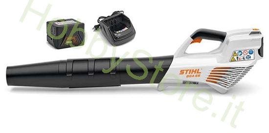 Picture of Soffiatore a Batteria Compact Stihl BGA 56 Set AK20 e AL101