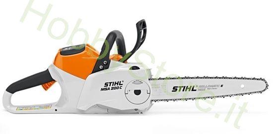 Motosega a batteria Stihl MSA 200 C-BQ