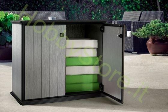 Armadio Keter : Armadio patio store keter a iva inc