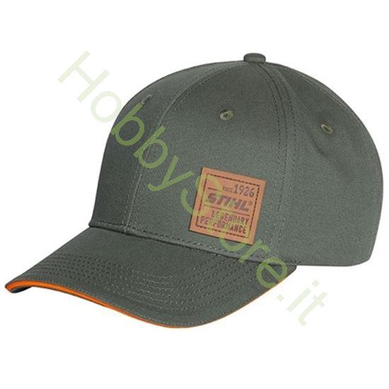 cappellino nature stihl