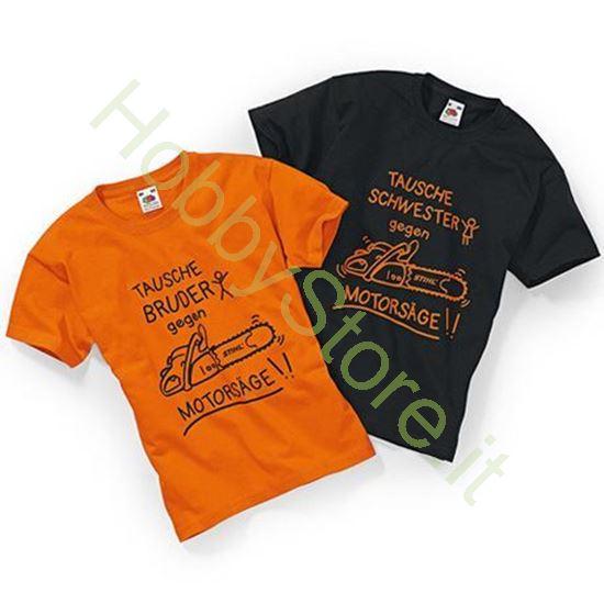 T-Shirt Bambino Stihl