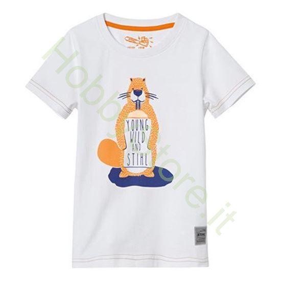T-Shirt Bambino Stihl Beaver