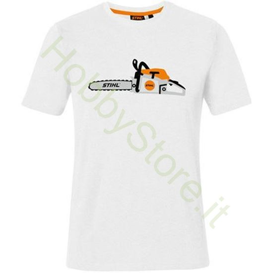 T-Shirt Motosega Stihl