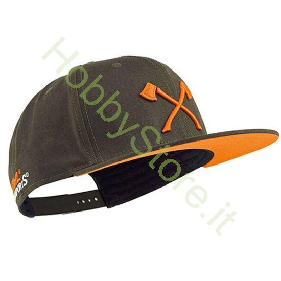 Cappellino Axe Stihl