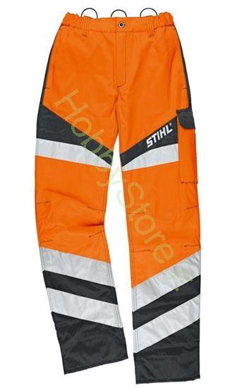 Pantaloni segnaletici per decespugliatori FS Protect Stihl