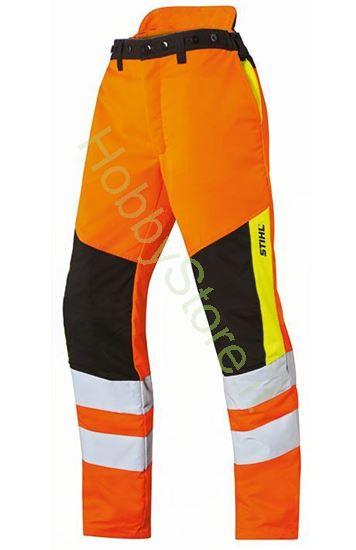 Pantaloni segnaletici antitaglio MS Protect Stihl