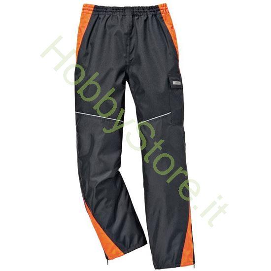 Pantaloni protettivi da agenti atmosferici Raintec Stihl