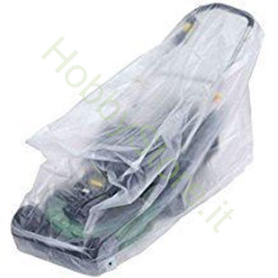 Copertura di protezione 109x56x103 cm Ribimex