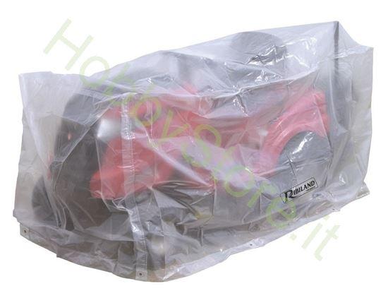 Copertura di protezione 250X110X110 cm Ribimex