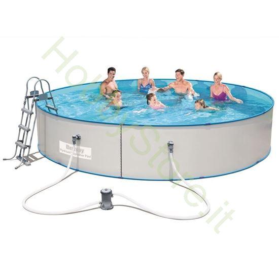 Piscina Hydrium 4.60m x 90 cm Splasher Pool Set