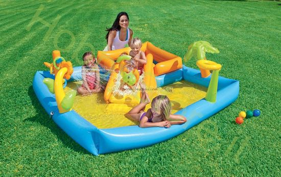 Piscina Lay-Z-Spa 1.74m x 40 cm x 35 cm Square Surround