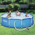 Piscina Steel Pro 3.05m x 76 cm Pool Set