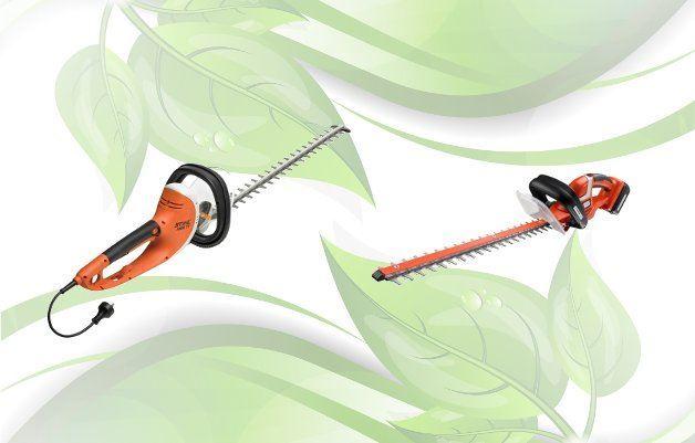 Immagine per la categoria Tagliasiepi elettrici