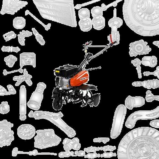 Immagine per la categoria Ricambi Motozappe Oleomac