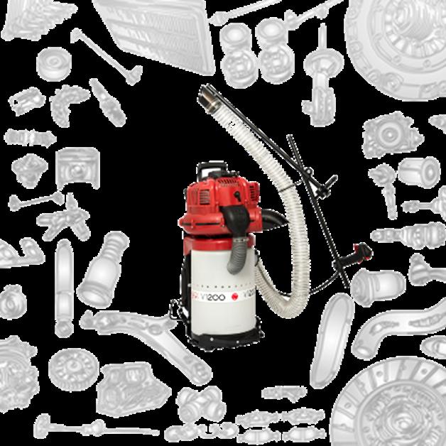 Immagine per la categoria Ricambi Aspiratore V 1200 Cifarelli