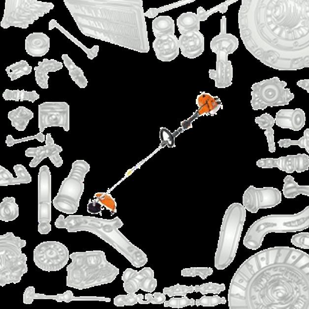 Immagine per la categoria Ricambi Decespugliatori BC 280 S Oleomac