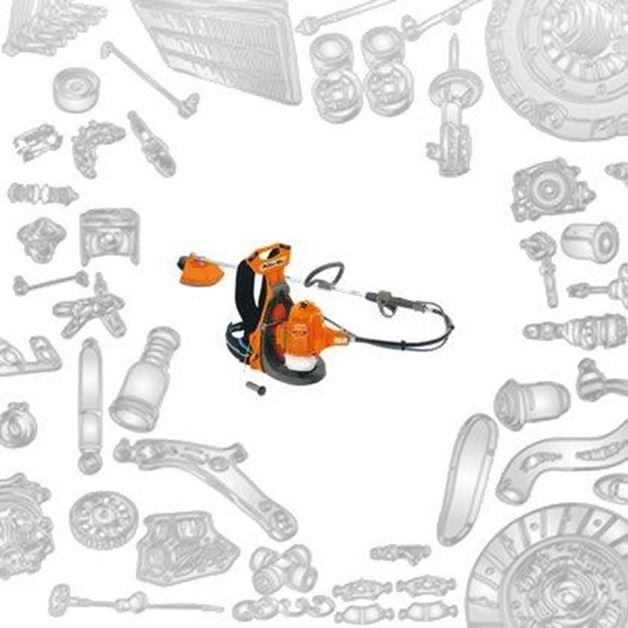 Immagine per la categoria Ricambi Decespugliatori 446 BP Ergo