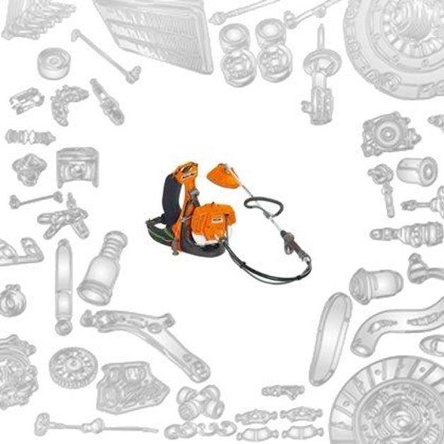 Immagine per la categoria Ricambi Decespugliatori 453 BP Ergo