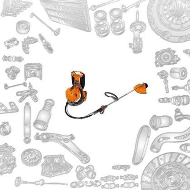 Immagine per la categoria Ricambi Decespugliatori BCF 430